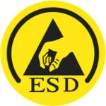 esd protection logo